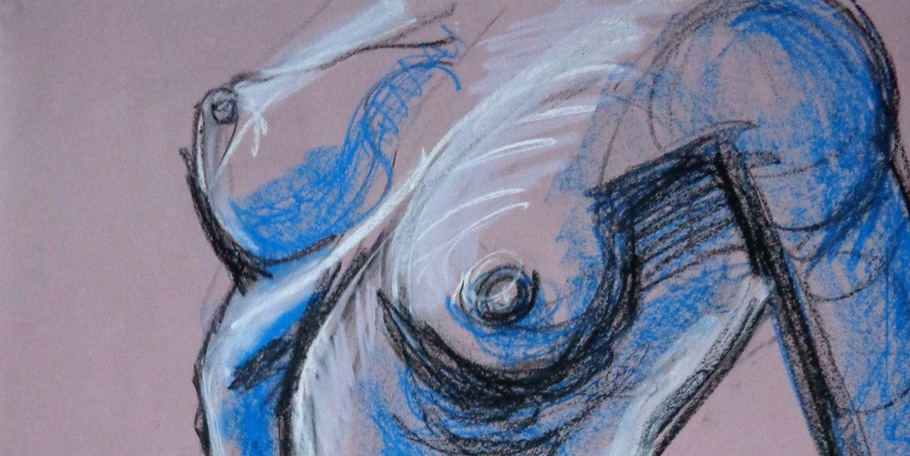 Female Nude - Figure 2