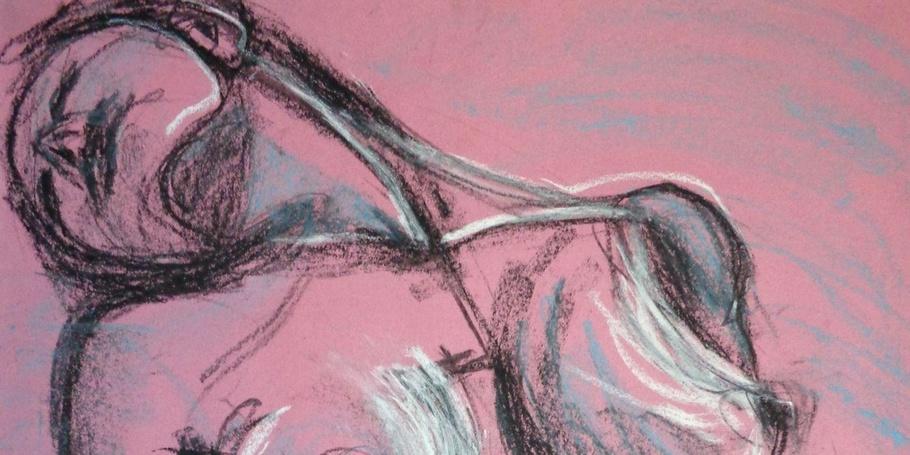 Female Nude - Figure 3