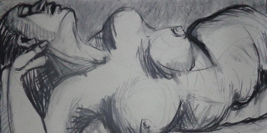 Fervent - Female Nude