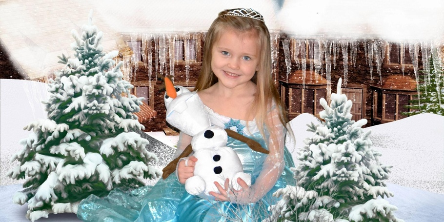 INSPIRED MINI FROZEN SESSIONS....