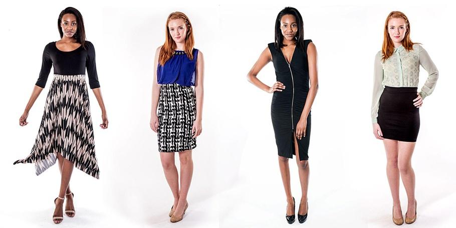 Fashion . Apparel . Online Storefronts