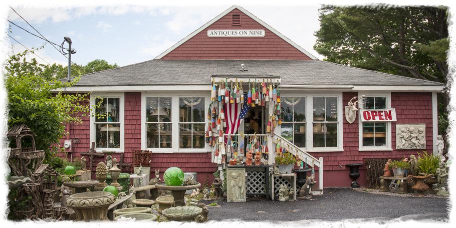 Antiques On Nine Kennebunkport Maine