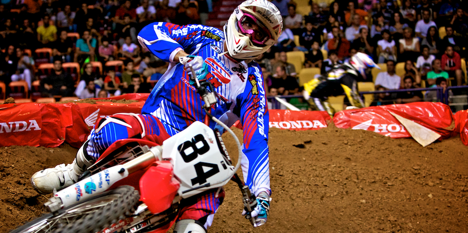 Athens Supercross 2011