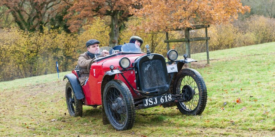 Vintage and Pre-War Car Trials