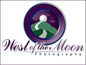 David Kelley's West of the Moon Photography Logo