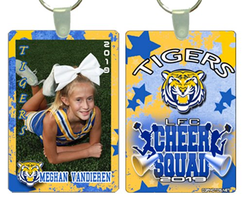 KEY CHAIN (Cheer)