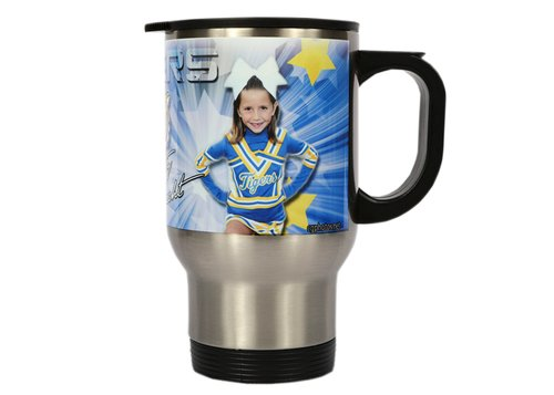 CHEER TRAVEL MUG