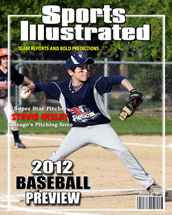 Baseball Action Magazine