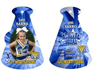 BAG TAG (Cheer)