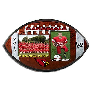Football Wall Plaque
