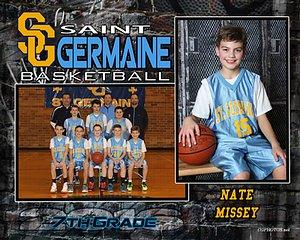 BASKETBALL TEAM MEMORY MATE