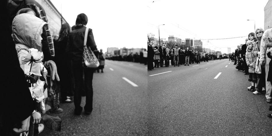 Warsaw Mourning
