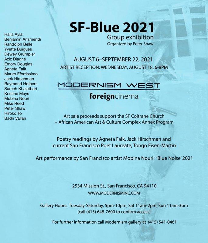 Group Show Modernism San Francisco