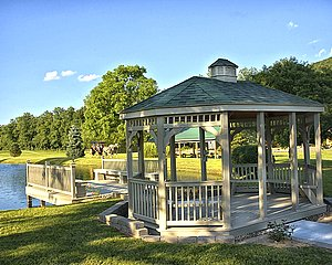 The Gazebo at Creekside Resort, www.creekside-resort.com