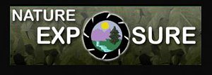 Nature Exposure Logo on Events Page