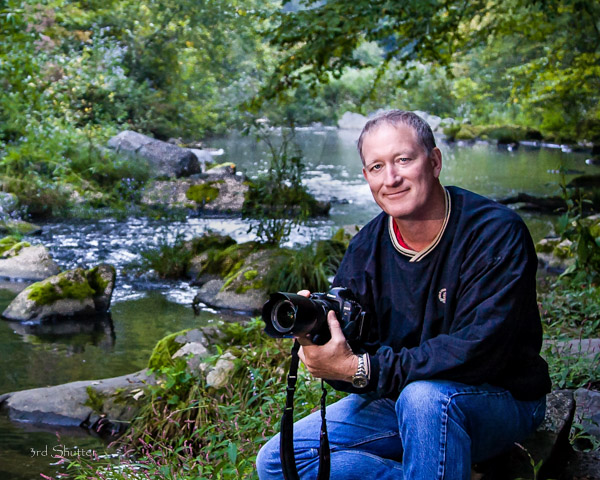 Rance Rogers Portrait