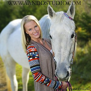 Pet horse photogrpahy with A and D Studio Mentor Cleveland Ohio