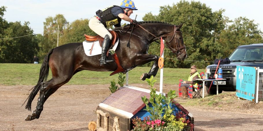 Millie at Tweseldown BE90