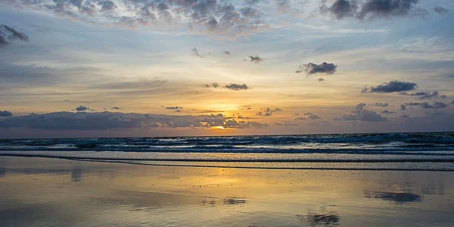 Sunrise Noah Beach, Cape Tribulation