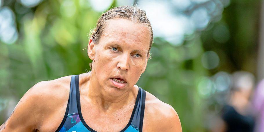 Dutch Triathlete Lotte Wilms