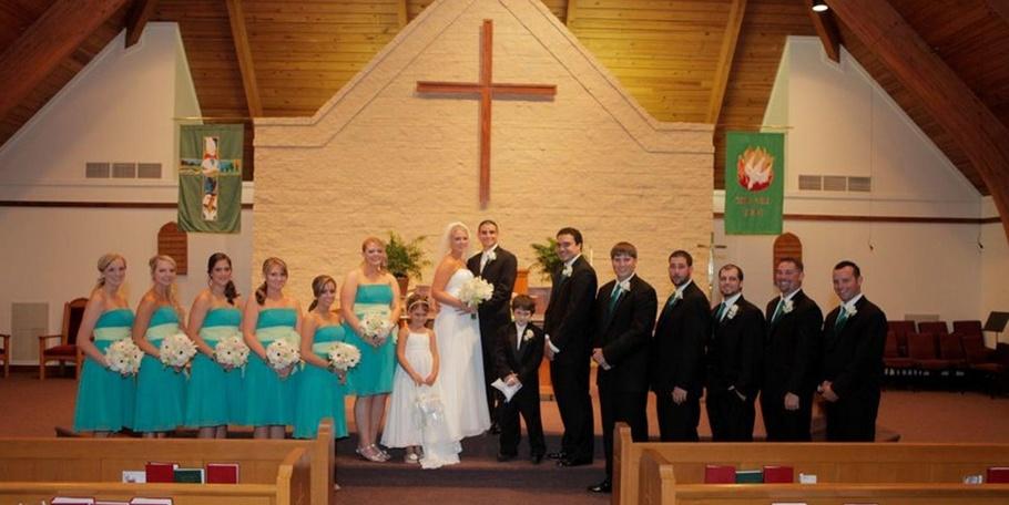 WEDDINGS - Wedding Party