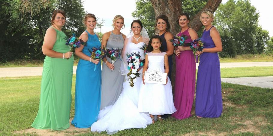 WEDDINGS - The girls!