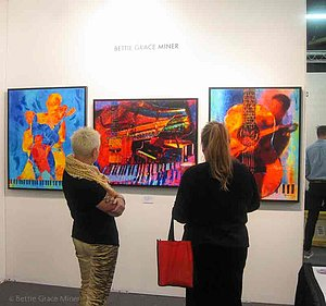 A juried Fine Art Exhibition in New York City, New York. Exhibit Dates: April 23-26, 2015