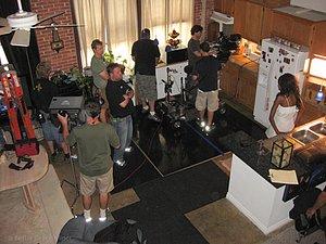 MWOA Loft Filming TLAM