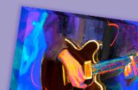 Guitar 3-D
