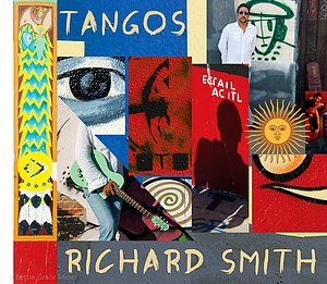 Richard Smith Tangos CD Cover