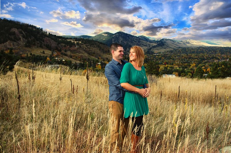 Engagement Chautauqua Park, Boulder CO