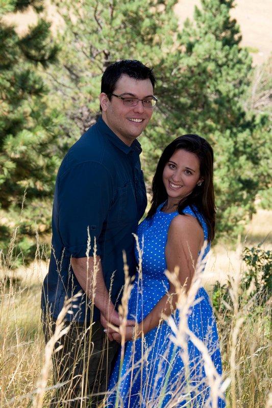 Engagement Photography Chautauqua park, Boulder CO