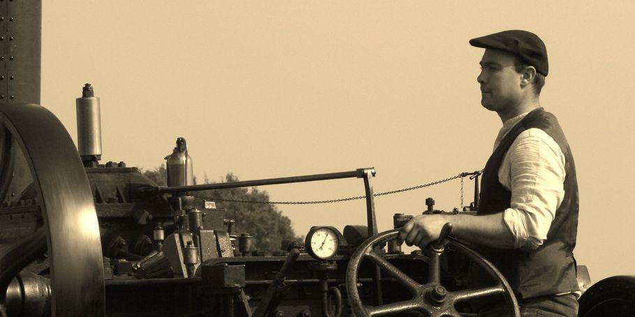 Wiston Ploughing Match