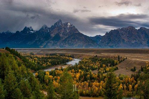 Yellowstone-Teton Autumn Photo Workshop