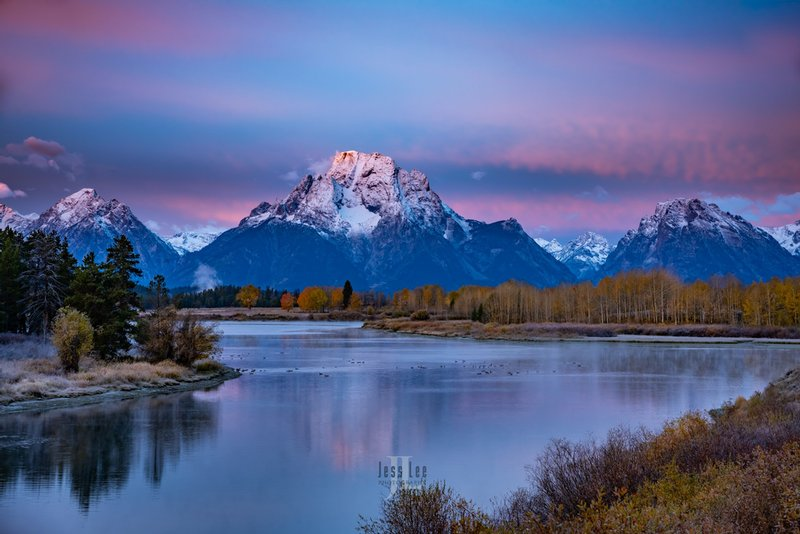 Grand Teton National Park Autumn Photography Workshop