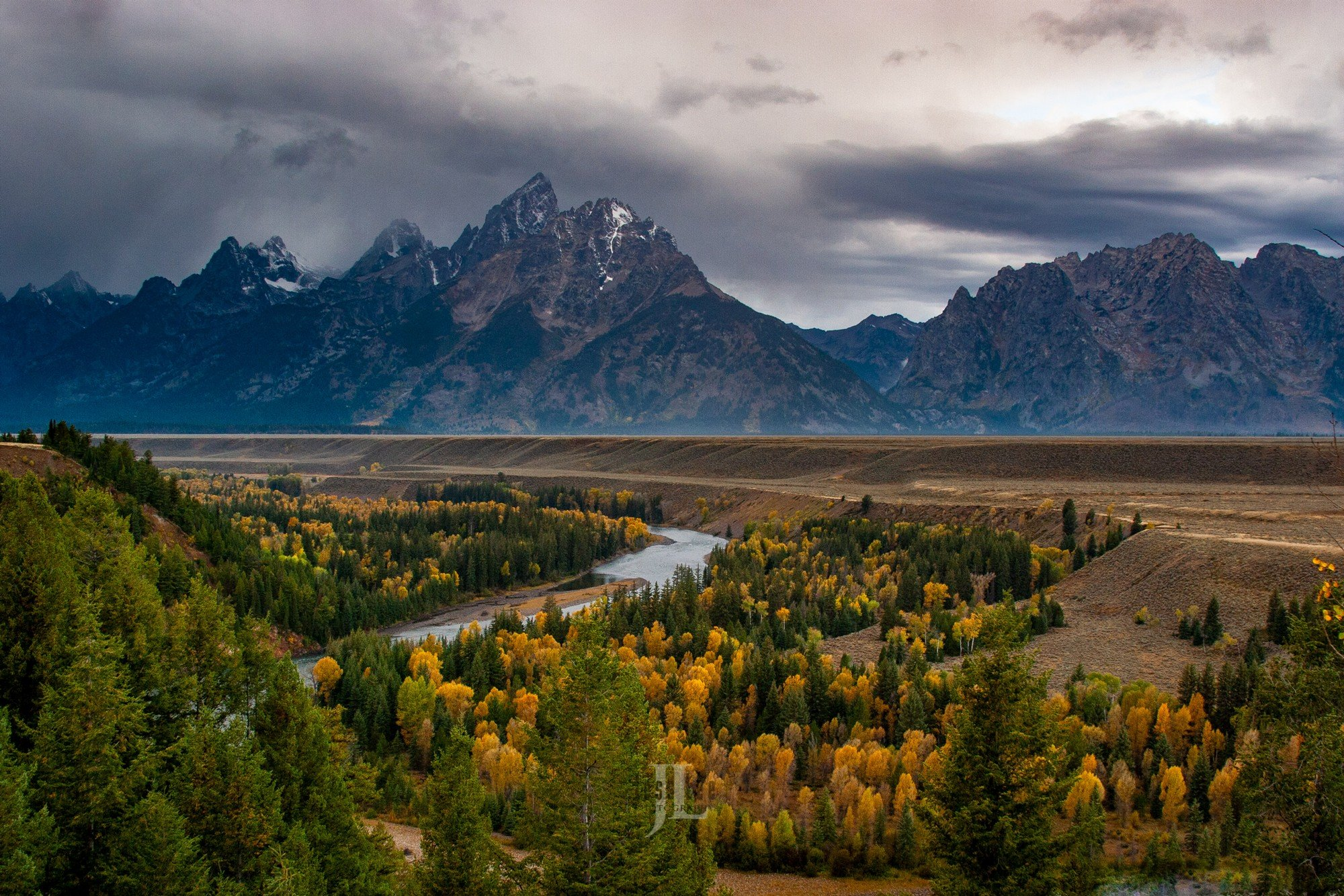 Grand Teton Yellowstone Fall workshop for photography