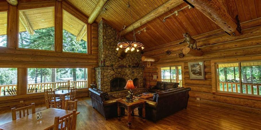 Idaho Cowboy lodge