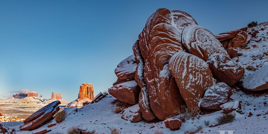 Monument Valley Winter Photo Workshop