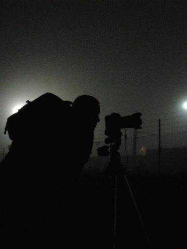 Craig in Fog