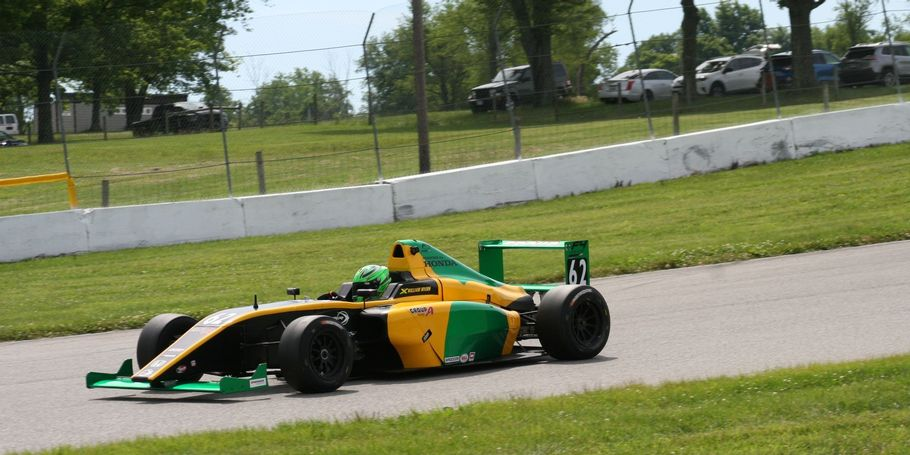 SVRA 2020 at Mid-Ohio Raceay
