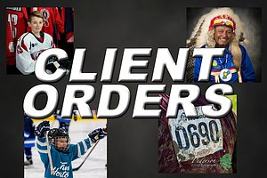 Client Order Gallery