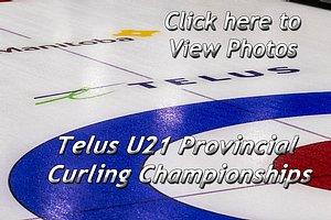 Telus U21 Curling Championships