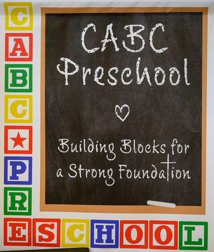 CABC Preschool Pics