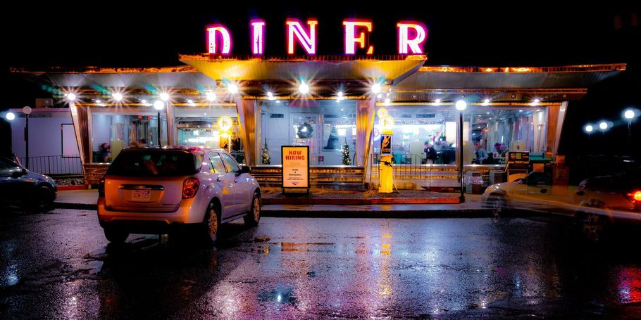 Whately Diner, Whately, MA