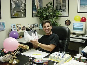 Greg's Birthday 2009
