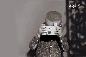 Greg at age 4
