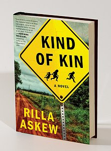 The latest novel by Rilla Askew, publisher Harper-Collins