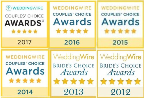 Wedding Wire Awards