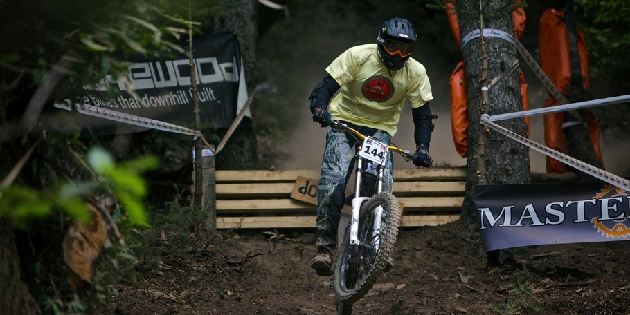 Dirfi Big Bear DH Race 2014
