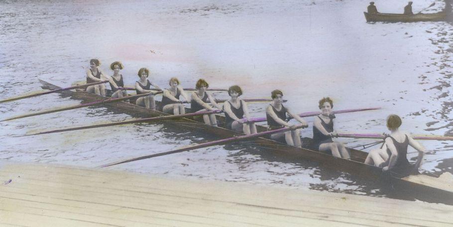 Potomac Boat Club, 1919
